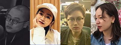 Zhou Yuqi, Liu Shengyuan, Wang Yichen, Chen Ruomeng